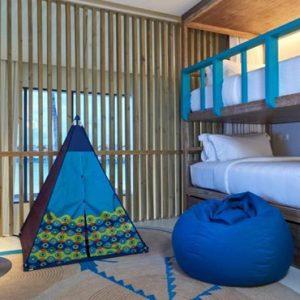 Silver Family Suite (Duplex) Hard Rock Hotel Maldives Maldives Honeymoons