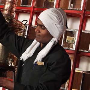 Sri Lanka Honeymoon Packages Heritance Tea Factory Hethersett Bar