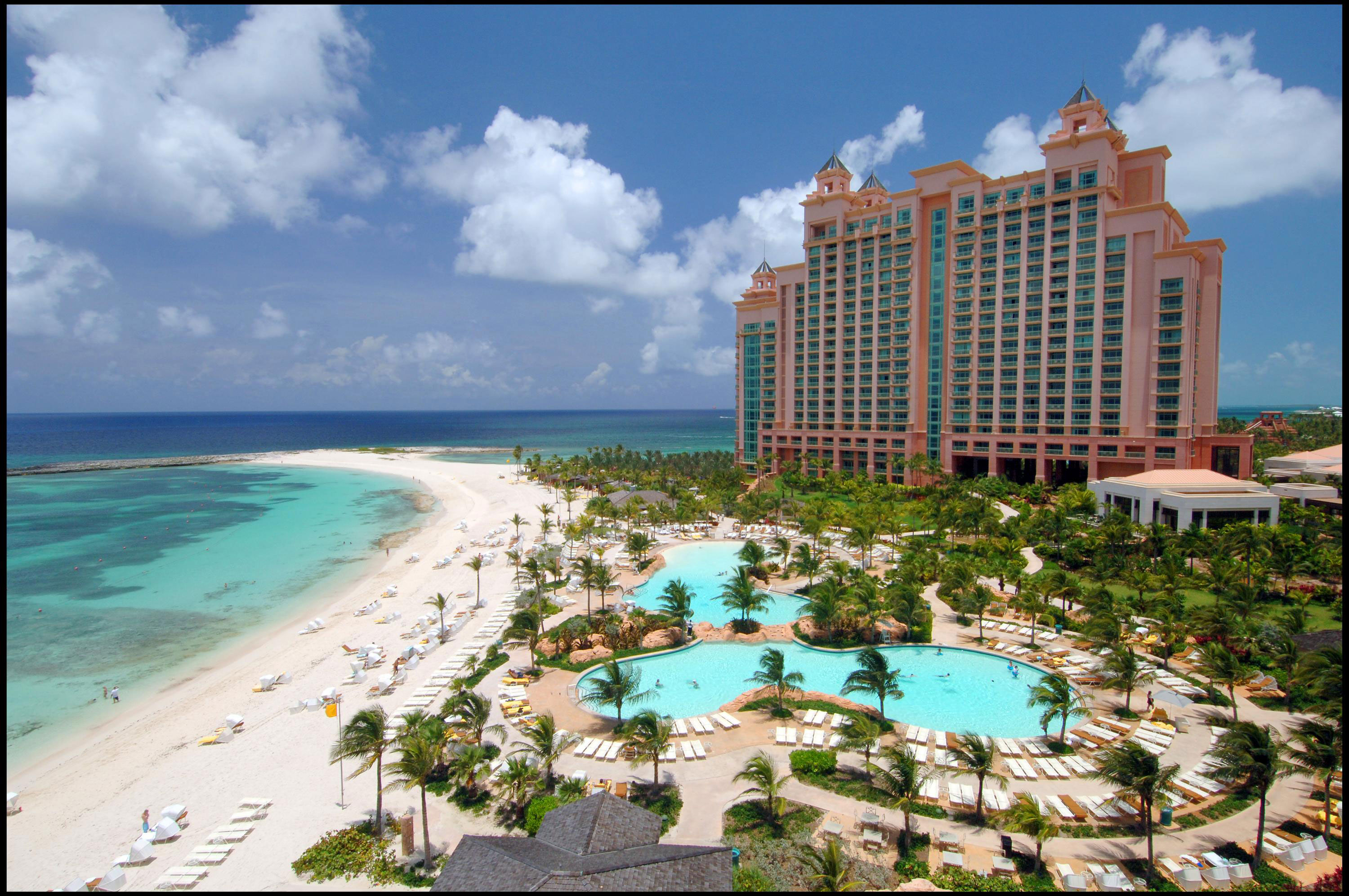 The Cove Atlantis  Bahamas Honeymoons  Honeymoon Dreams