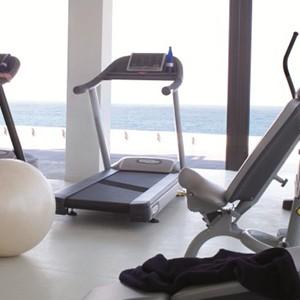 Almyra - gym