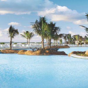 Cascades Pool The Cove At Atlantis Bahamas Honeymoons