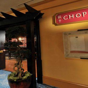 Chop Stix Restaurant The Cove At Atlantis Bahamas Honeymoons