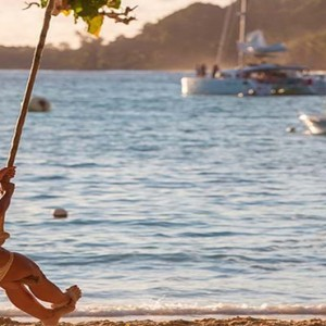 Constance Ephelia - Luxury Seychelles Honeymoon Packages - Beach view