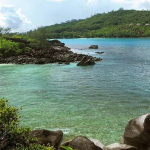 Constance Ephelia - Luxury Seychelles Honeymoon Packages - Beach view1