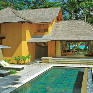 Constance Ephelia - Luxury Seychelles Honeymoon Packages - Beach villa exterior