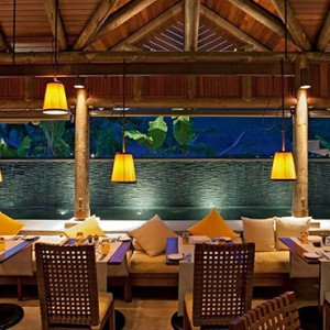 Constance Ephelia - Luxury Seychelles Honeymoon Packages - Corossol restaurant3