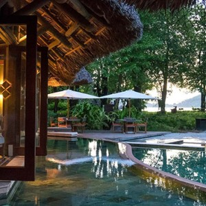 Constance Ephelia - Luxury Seychelles Honeymoon Packages - Cyann restaurant and bar2