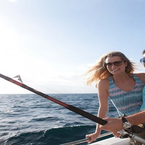 Constance Ephelia - Luxury Seychelles Honeymoon Packages - Fishing