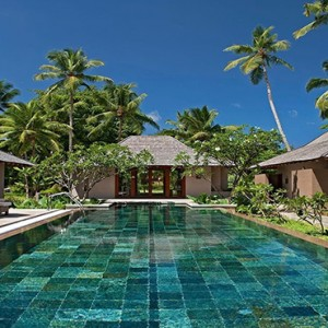 Constance Ephelia - Luxury Seychelles Honeymoon Packages - Fitness pool