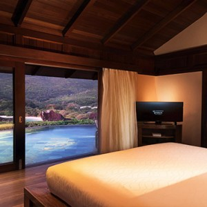 Constance Ephelia - Luxury Seychelles Honeymoon Packages - Hillside Villa interior 1