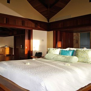 Constance Ephelia - Luxury Seychelles Honeymoon Packages - Hillside Villa interior 2