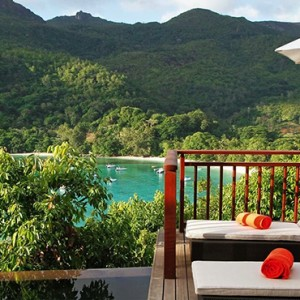 Constance Ephelia - Luxury Seychelles Honeymoon Packages - Hillside Villa pool