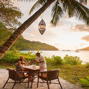 Constance Ephelia - Luxury Seychelles Honeymoon Packages - Kabana restaurant