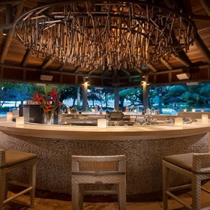 Constance Ephelia - Luxury Seychelles Honeymoon Packages - Seselwa restaurant and bar