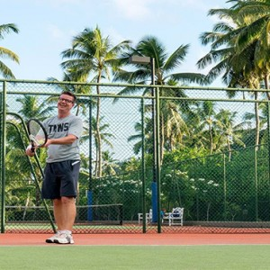 Constance Ephelia - Luxury Seychelles Honeymoon Packages - Tennis
