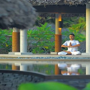 Constance Ephelia - Luxury Seychelles Honeymoon Packages - Yoga