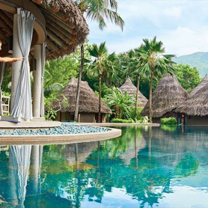 Constance Ephelia - Luxury Seychelles Honeymoon Packages - Yoga1