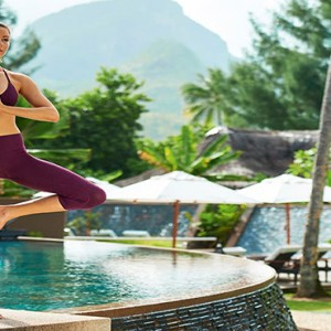 Constance Ephelia - Luxury Seychelles Honeymoon Packages - Yoga2