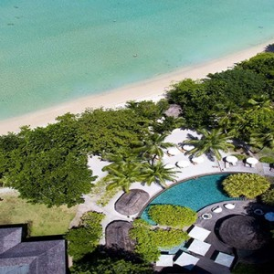 Constance Ephelia - Luxury Seychelles Honeymoon Packages - aerial view2
