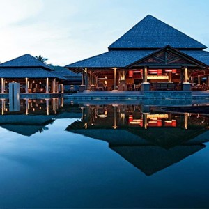 Constance Ephelia - Luxury Seychelles Honeymoon Packages - main building