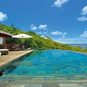 Constance Ephelia - Luxury Seychelles Honeymoon Packages - villa view2