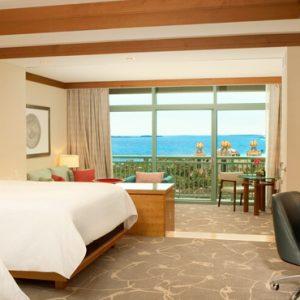 Deluxe Ocean Suite (2 Queen) The Cove At Atlantis Bahamas Honeymoons
