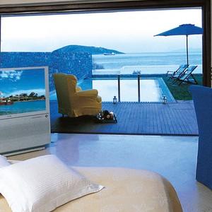 Elounda Beach - bedroom
