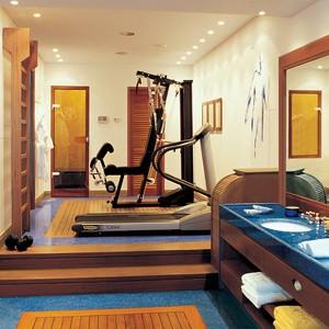 Elounda Beach - private gym