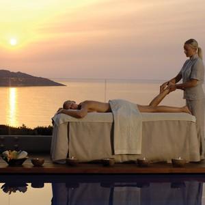 Elounda Beach - private spa