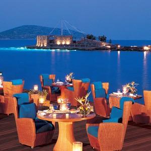 Elounda Beach - restaurant2