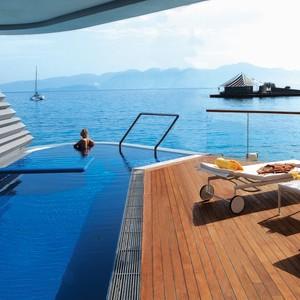 Elounda Beach - yachting villa
