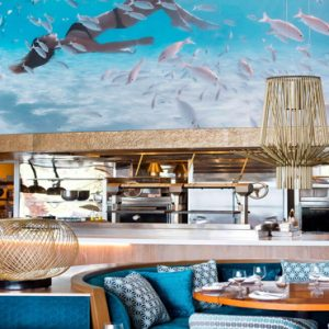 Fish By Jose Andres The Cove At Atlantis Bahamas Honeymoons
