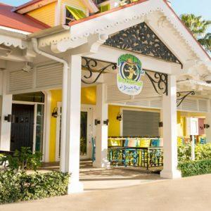 Frankie Gone Bananas At Bimini Road The Cove At Atlantis Bahamas Honeymoons