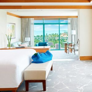 Indigo Suite (1 King) The Cove At Atlantis Bahamas Honeymoons