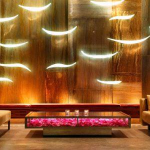 Lounge Area The Cove At Atlantis Bahamas Honeymoons