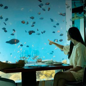 Maldives honeymoon Packages Anantara Kihavah Maldives Sea