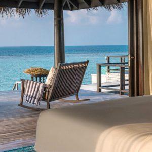 Maldives honeymoon Packages Anantara Kihavah Maldives Two Bedroom Over Water Pool Residence