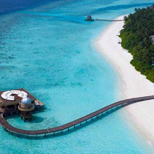Luxury Maldives Holiday Packages Anantara Kihavah Maldives Dining