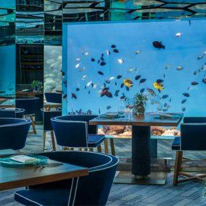 Luxury Maldives Holiday Packages Anantara Kihavah Maldives Overwater Restaurant