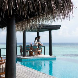 Luxury Maldives Holiday Packages Anantara Kihavah Maldives Overwater Suite