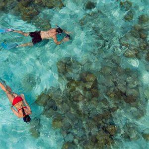 Luxury Maldives Holiday Packages Anantara Kihavah Maldives Snorkelling