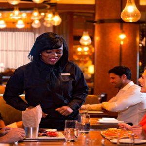Olive Restaurant The Cove At Atlantis Bahamas Honeymoons