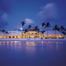 Sandals Grande Antigua Resort & spa at night