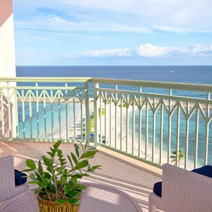 Sapphire 1 Bedroom Suite (1 King) The Cove At Atlantis Bahamas Honeymoons