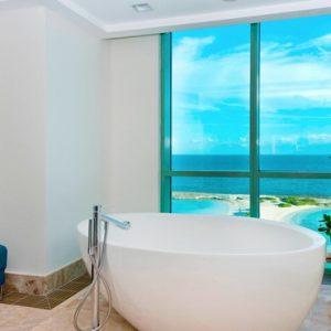 Sapphire 1 Bedroom Suite (1 King)1 The Cove At Atlantis Bahamas Honeymoons
