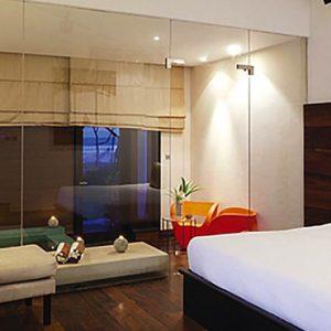 Sri Lanka Honeymoon Packages The Fortress Resort And Spa Beach Splash Room 5