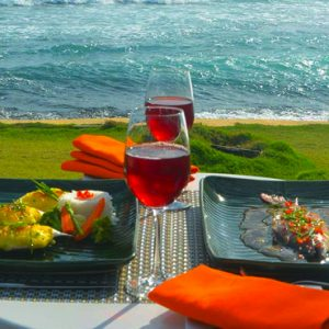 Sri Lanka Honeymoon Packages The Fortress Resort And Spa Dining