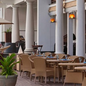 Sri Lanka Honeymoon Packages The Fortress Resort And Spa Dining 3