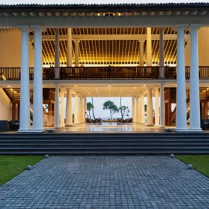 Sri Lanka Honeymoon Packages The Fortress Resort And Spa Exterior