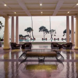 Sri Lanka Honeymoon Packages The Fortress Resort And Spa Lobby